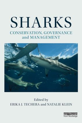 Sharks: Conservation, Governance and Management (Paperback) book cover