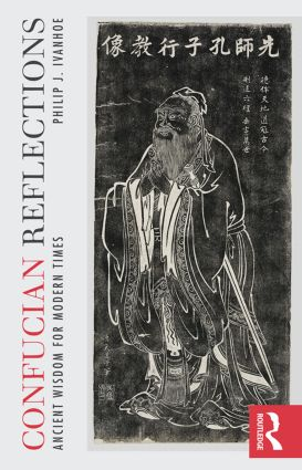 Confucian Reflections: Ancient Wisdom for Modern Times book cover