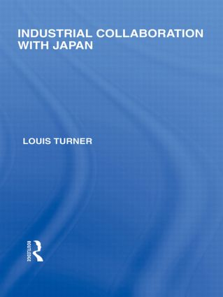 Industrial Collaboration with Japan (Paperback) book cover