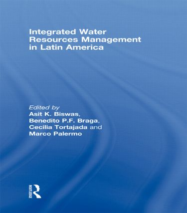 Integrated Water Resources Management in Latin America book cover