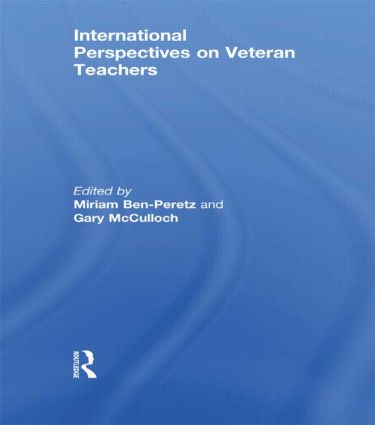 International Perspectives on Veteran Teachers: 1st Edition (Paperback) book cover