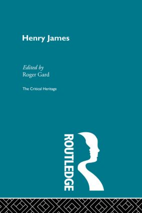 Henry James (e-Book) book cover