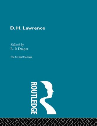 D.H. Lawrence (Paperback) book cover