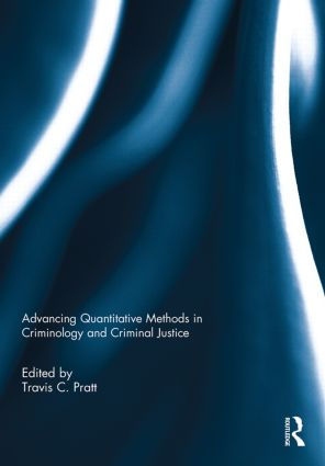 Advancing Quantitative Methods in Criminology and Criminal Justice book cover