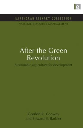 After the Green Revolution: Sustainable Agriculture for Development (Paperback) book cover