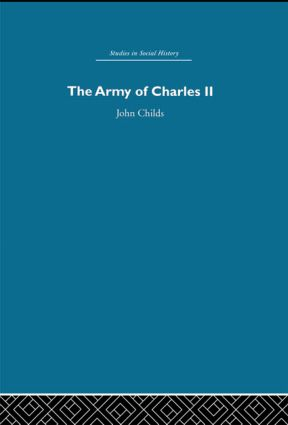 Army of Charles II: 1st Edition (Paperback) book cover