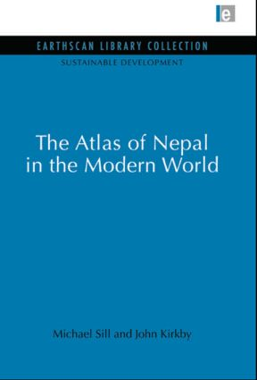 Atlas of Nepal in the Modern World: 1st Edition (Paperback) book cover