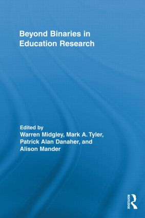 Beyond Binaries in Education Research (Paperback) book cover