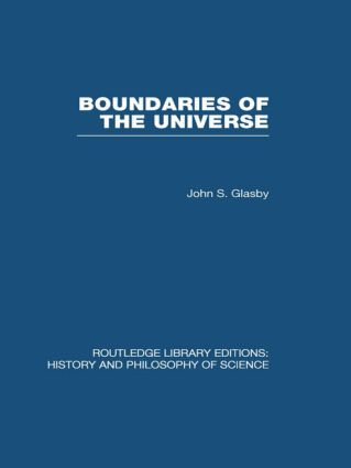 Boundaries of the Universe: 1st Edition (Paperback) book cover