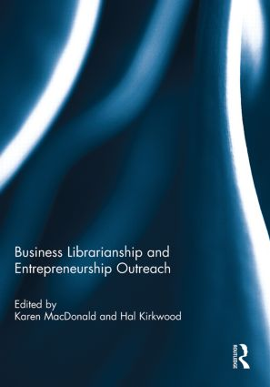 Business Librarianship and Entrepreneurship Outreach book cover