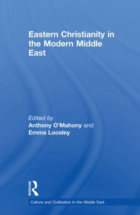 Eastern Christianity in the Modern Middle East (Paperback) book cover