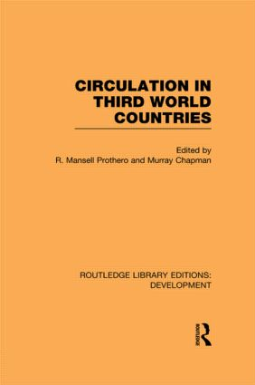 Circulation in Third World Countries: 1st Edition (Paperback) book cover