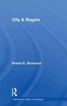City & Region Ils 169 (Paperback) book cover