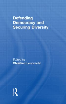 Defending Democracy and Securing Diversity (Paperback) book cover
