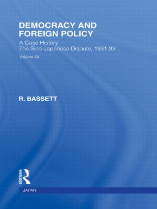 Democracy and Foreign Policy (Paperback) book cover