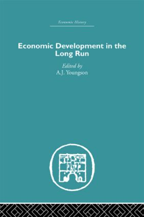 Economic Development in the Long Run: 1st Edition (Paperback) book cover