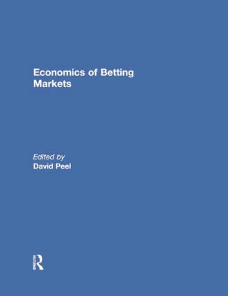 Economics of Betting Markets (Paperback) book cover