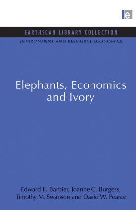 Elephants, Economics and Ivory