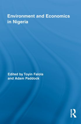 Environment and Economics in Nigeria (Paperback) book cover