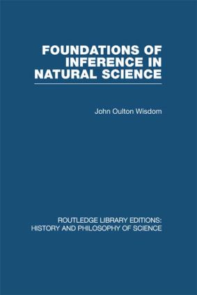 Foundations of Inference in Natural Science: 1st Edition (Paperback) book cover