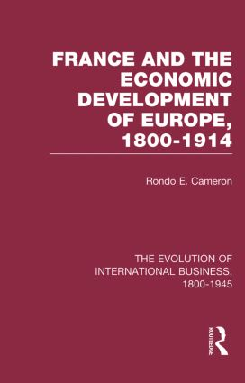 France & Econ Dev Europe V4: 1st Edition (Paperback) book cover