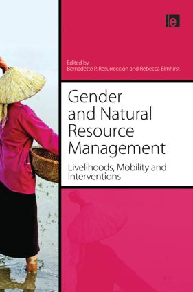 Gender and Natural Resource Management: Livelihoods, Mobility and Interventions (Paperback) book cover
