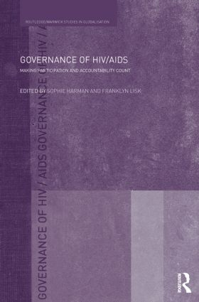 Governance of HIV/AIDS: Making Participation and Accountability Count (Paperback) book cover