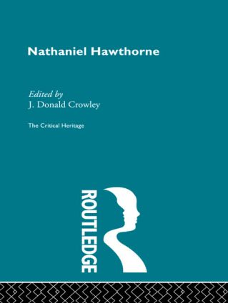 Nathaniel Hawthorne (Paperback) book cover