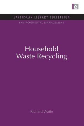 Household Waste Recycling (e-Book) book cover