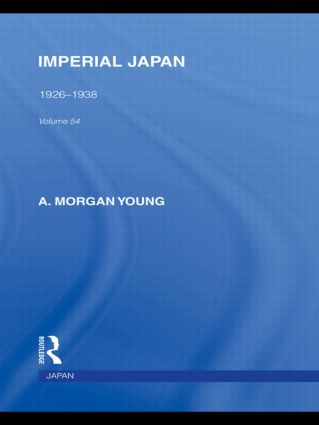 Imperial Japan: 1926-1938 (Paperback) book cover
