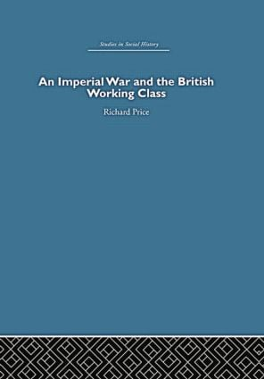 An Imperial War and the British Working Class