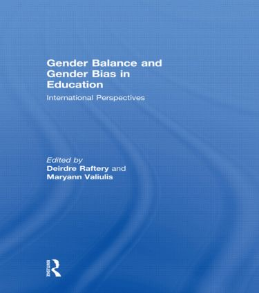 Gender Balance and Gender Bias in Education: International Perspectives book cover
