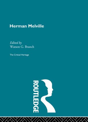 Herman Melville: 1st Edition (Paperback) book cover