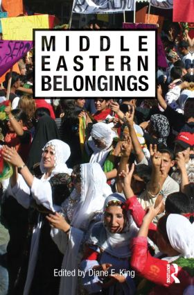 Middle Eastern Belongings book cover