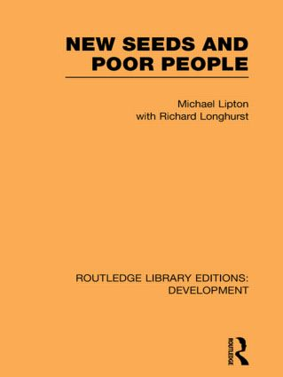 New Seeds and Poor People book cover