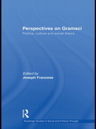 Perspectives on Gramsci: Politics, culture and social theory (Paperback) book cover