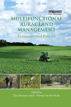 Multifunctional Rural Land Management: Economics and Policies (Paperback) book cover