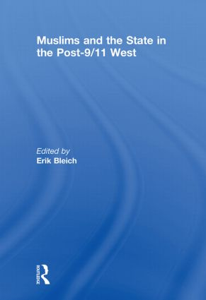 Muslims and the State in the Post-9/11 West: 1st Edition (Paperback) book cover