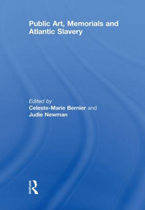 Public Art, Memorials and Atlantic Slavery (Paperback) book cover