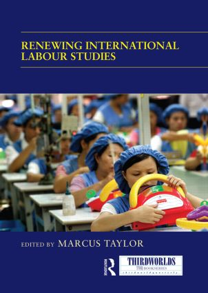 Renewing International Labour Studies (Paperback) book cover