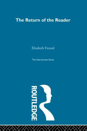 Return Of Reader (Paperback) book cover