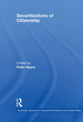 Securitizations of Citizenship (Paperback) book cover