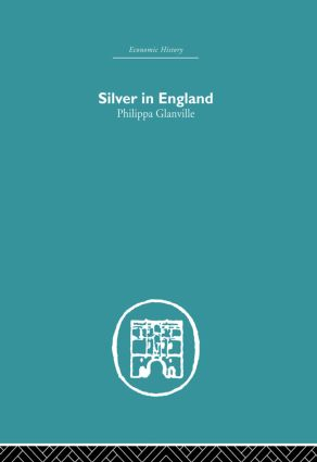 Silver in England (Paperback) book cover