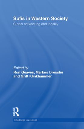 Sufis in Western Society: Global networking and locality (Paperback) book cover