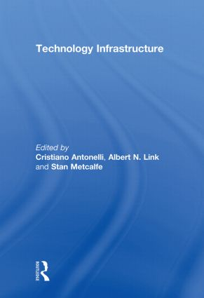 Technology Infrastructure: 1st Edition (Paperback) book cover