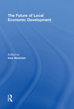 The Future of Local Economic Development (Paperback) book cover