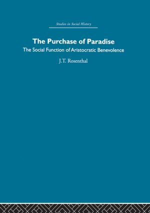 The Purchase of Pardise