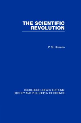 The Scientific Revolution: 1st Edition (Paperback) book cover