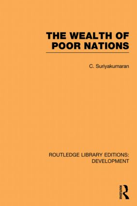 The Wealth of Poor Nations (Paperback) book cover