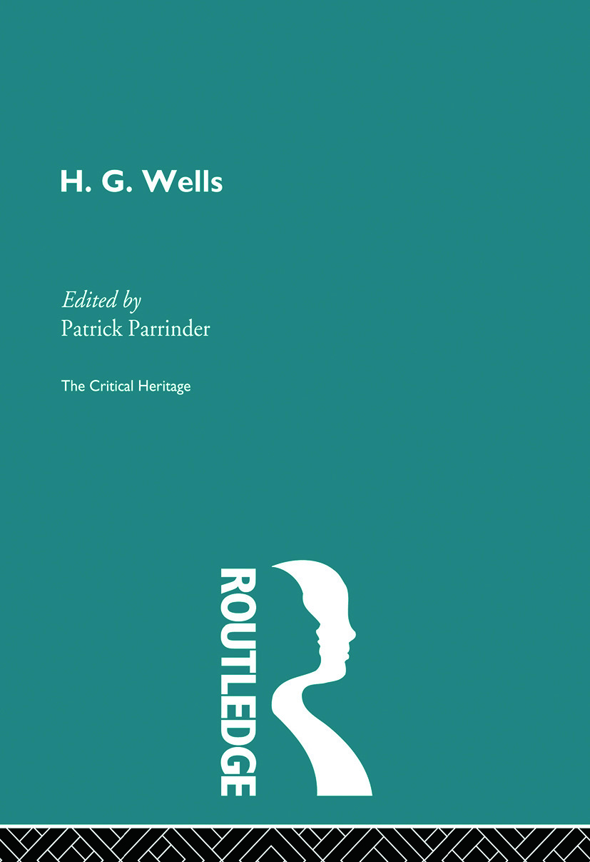 H.G. Wells (Paperback) book cover